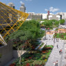 Renowned design teams to create public space for $1b Melbourne arts precinct