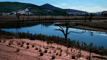 The Murray-Darling Basin remains stuck in one of  the worst droughts in the past century.