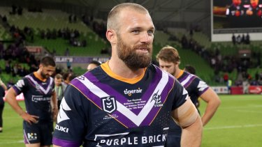 Tom Eisenhuth went to in hospital after a throat injury.