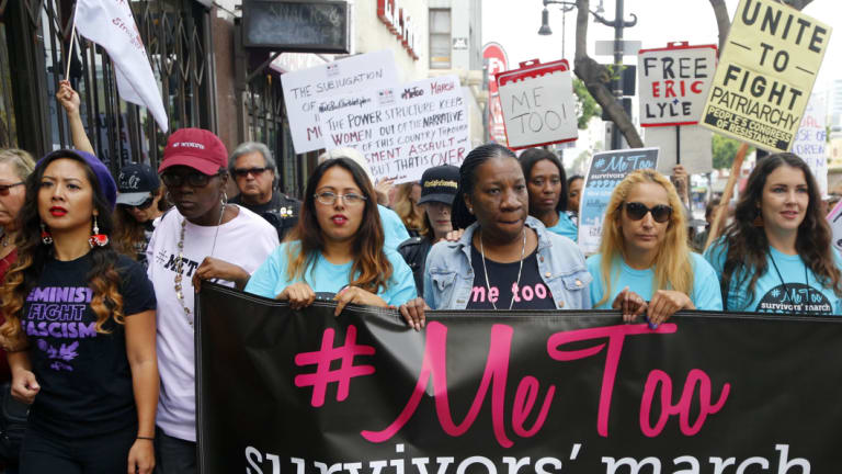 Kate Jenkins believes the momentum driven by #MeToo to call out sexual harassment will produce lasting change.