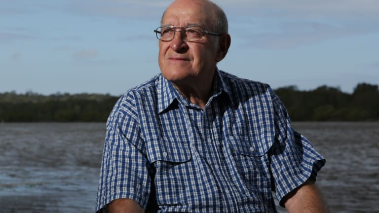 Lou Pirona said he and his wife have appreciated the apology from PM Scott Morrison.
