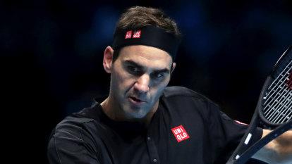 Federer eyes Djokovic blockbuster after rebounding against Berrettini