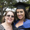 She was a runaway at 13. Now Melissa has graduated uni with perfect GPA
