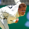Setback for NZ as paceman Ferguson ruled out for rest of Perth Test