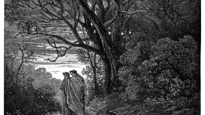 Seven hundred years later and we're still reading the divine Dante