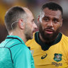 'Embarrassing': Kerevi penalty proves it doesn't pay to play tough