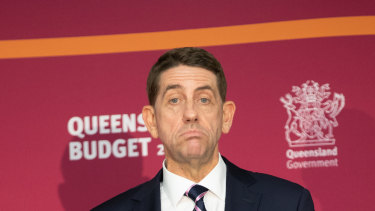 Queensland Treasurer Cameron Dick handed down his first budget in December 2020.