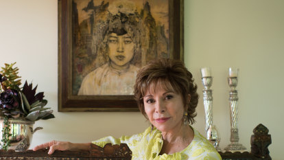 Isabel Allende: Passion can be applied to many things