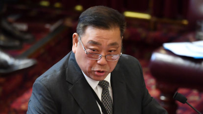 Huang Xiangmo's former Labor ally sets up visa advisory and lobby shop