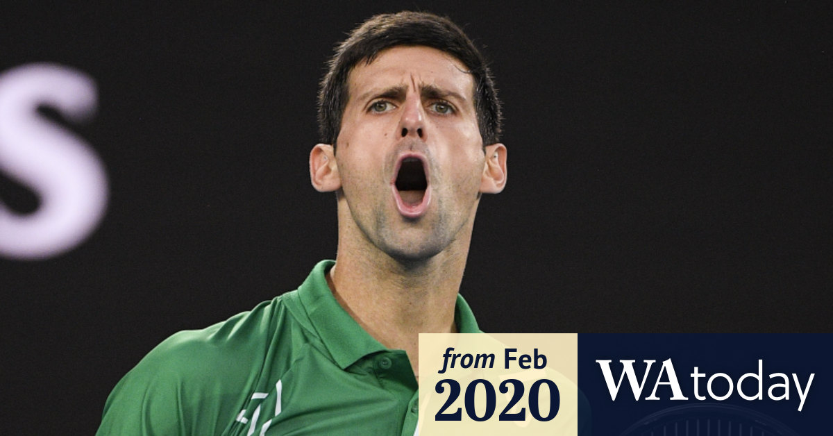 Australian Open 2020 LIVE updates: Novak Djokovic, Dominic ...