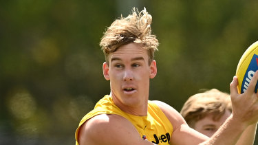 Tom Lynch will be back in the Tigers side for their semi-final against St Kilda.
