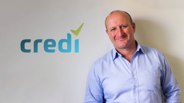 Credi founder Tim Dean is looking to launch an equity crowdfund raise.