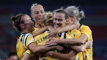 The Matildas have been at the forefront of women's sport in Australia for decades.