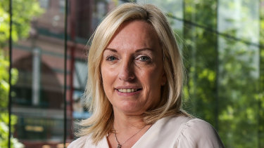 Australia Post chief executive Christine Holgate has already made management changes after taking the top job, and may be making more soon.