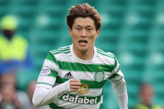 Celtic import Kyogo Furuhashi has been singled out by some Rangers fans ahead of this week's first Old Firm derby of the season.