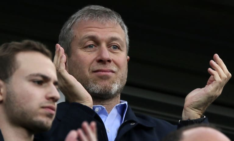Chelsea's Russian billionaire owner Roman Abramovich is Jewish and was granted Israeli citizenship earlier this year.