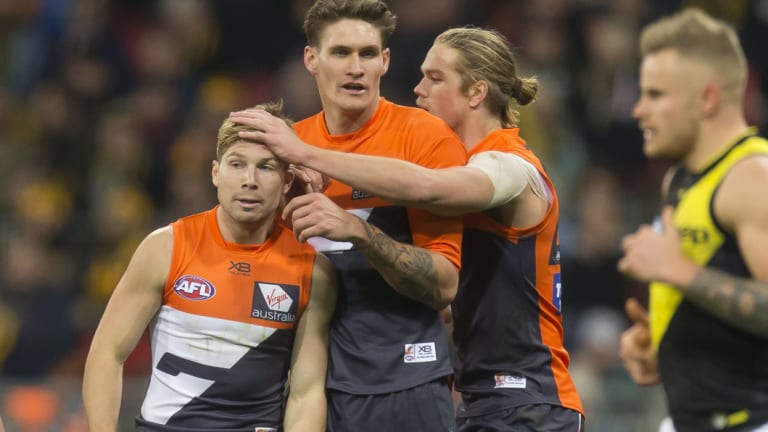 Giant hurdle: Can GWS put together their best football in September?