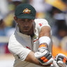 Snubbed Maxwell ploughs on with Ashes push