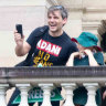 Greens MP referred to ethics committee for protest shirt