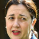 Queensland Premier Annastacia Palaszczuk and NSW Premier Gladys Berejiklian have fought a war of words over state borders.