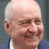 Alan Jones donates to Mark Latham campaign