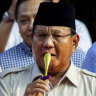Indonesia's Prabowo must face reality and accept defeat. Again.