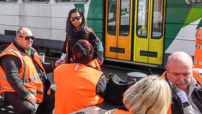 Tram strikes set to restart next Thursday as union pushes 6% pay claim
