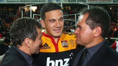 Rennie hailed as a trailblazer for Maori/Pacific Island coaches