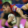 Pearce channels Joey in Knights' hour of need against Eels