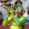 Carey sees red but gloves are off in battle for Ashes berth
