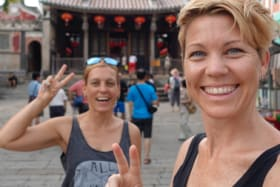 Travellers reveal the secret to visiting every country in the world