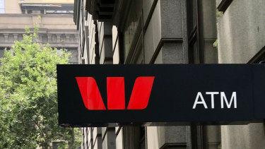 Westpac has suffered the most out of the banks today.