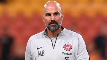 Wanderers coach Markus Babbel.