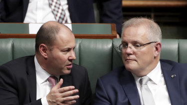 The stimulus package to be unveiled by Scott Morrison and Josh Frydenberg will be the test of the government's mettle.