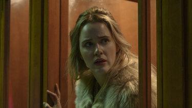 Rachel Brosnahan in <i>I'm Your Woman<i>.