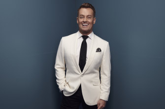 """Grant Denyer: """"That relationship gave me a sense that I could go off and take chances."""""""