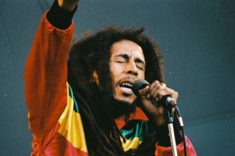 Bob Marley performed at Zimbabwe's Independence Day celebrations in 1980.