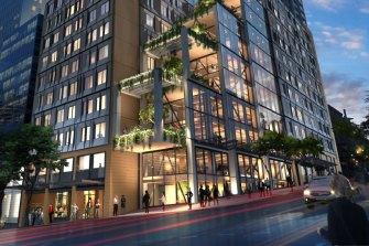 The Christie Centre in Brisbane will transform after a $25 million refurbishment.