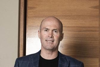Volt chief executive Steve Weston