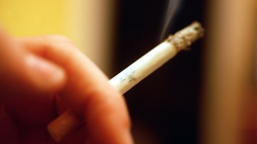 New data shows graphic cigarette warnings are working on teens.
