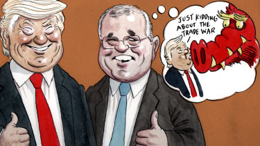 Thumbs up? Illustration: John Shakespeare