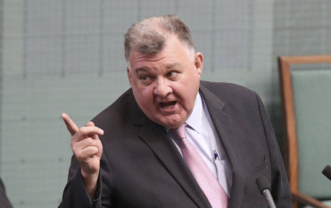 'Craig Kelly must go!': search on for 'modern' candidate for Hughes