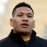 'He'd be a great pick-up': Maloney praises Catalans teammate Folau