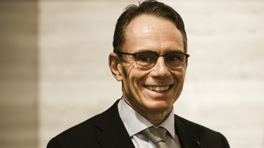 BHP chief executive Andrew Mackenzie is facing increasing pressure to cut the miner's ties with lobby groups.