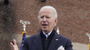 Joe Biden is promising to offer diverse approaches in response to climate change.