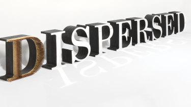 Badtjala artist Fiona Foley's 'DISPERSED' (2008)