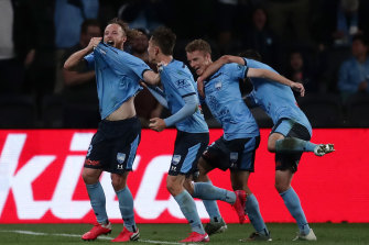 Can Sydney FC defend their A-League title?