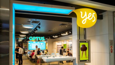 Optus had a 35 per cent surge in customer complaints.
