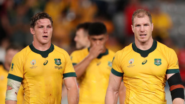Wallabies stick with Hooper and Pocock - but Jones sounds warning