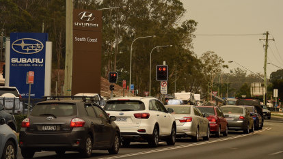 Bushfire loans, grants should be easier to get, small businesses say
